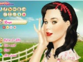 Game Make-up Katy Perry. Speel aanlyn