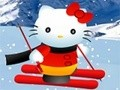 Hello Kitty Ski Track